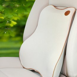 Waist cushion Car neck pillow can protect the safety of occupants and eliminate fatigue