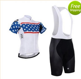 Wholesale 2015 ASSOS Cyclisme Jersey Vêtements de cyclisme Ropa Maillot Short Sleeve Bike Jersey Bikini Shorts respirant Séchage rapide