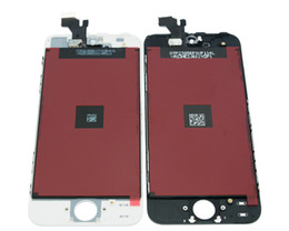 Wholesale mobile LCD For iPhone c s Complete Display Touch Screen Digitizer Assembly Replacement No Dead discount price