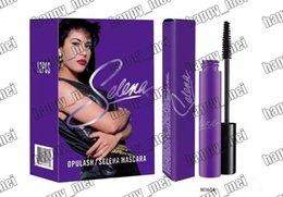 Wholesale Factory Direct DHL New Makeup Eye M160 Selena Mascara Opulash Mascara Black
