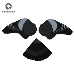Wholesale Topsniper EVA Wings and Tail for Pigeon Decoy High detailed printed pair of Wings and landing tail