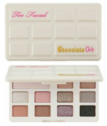 Too WHITE CHOCOLATE CHIP 11 Colros Matee EYESHADOW PALETTE Nude SMOKY Eyeshadow Palette Bset Eye Makeup Cosmetic