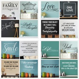 Mix Order Dr Seuss Famous Quotes Wall sticker Inspirational Wall Decal Vinyl Removable Wall Letters Phrase and Sayings Stickers Home Decor