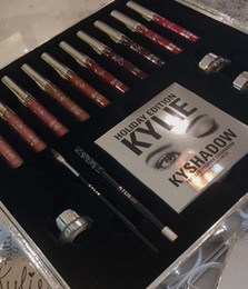 Wholesale In stock Kylie Cosmetics Holiday Collection Big Box INTERNATIONAL Holiday Collection big box