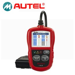 Wholesale AUTOLINK AL319 reading device Autel automatic connection AL319 OBD2 decoding automatic scan detection tool