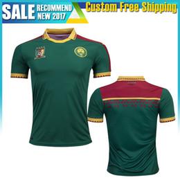 2017 18 CAMEROON CAMISETAS FUTBOL thai quality soccer jersey thailand football jerseys soccer jerseys uniforms