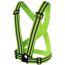 Wholesale Reflective safety protection straps in