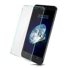 Wholesale For ASUS Zenfone Accessories Mobile Cell Phone Screen Protectors Card Tempered Glass D mm H high definition Anti Scratch Clear Slim A