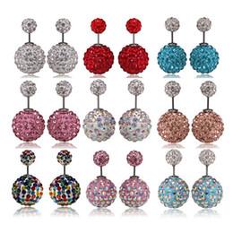 Low color diamond earrings Xiangbala FZ60