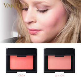 Wholesale 2017 The Most Popular And Newest Blush Iconic Level Rouge Makeup Shades Anti allergic Silky Texture Blushers Drop Shipping
