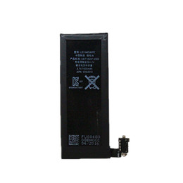 wholesale battery For iphone 4G APN:616-0513 3.7V 1420mah Best Quality Zero cycle AAA+ li-ion Battery Replacement & Free Fedex UPS