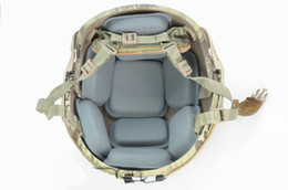 Wholesale Tcatical CP Helmet Protective Pad wargame airsoft paintball helmet accessories