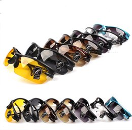 Hot New design safety glasses goggles,High Quality Mens designer cycling sport sunglasses brands wholesale 7 colors mix