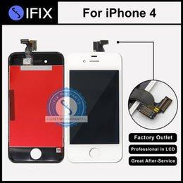 Compra Online Iphone 4s conjunto completo-La prueba pasó para la asamblea del conjunto completo del marco del digitizador de la exhibición de la pantalla táctil del iPhone 4 4G 4S LCD para el iPhone 4 4G 4S con guarranty