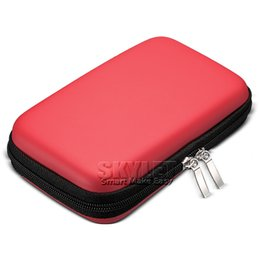 Wholesale Universal Power Bank Bag Earphone Tidy Bag Waterproof Shockproof Bag For Cellphone USB Cable with OPP Package