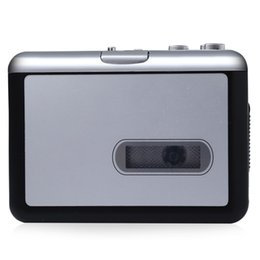 Wholesale Best Selling EC007 N Portable Music Cassette to MP3 Converter Support Automatic Tape With Headphones Easily Play And Transfer