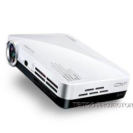 Vente en gros Meilleur Mini Smart Home Theater Andriod Projecteur 3D HD 1080P LED DLP Numérique Beamer Maltimedia pour Office École Outdoor Films à partir de cinéma maison intelligente fabricateur
