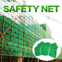 Wholesale Building Safety Net offering Plastic Knitted Construction Safety Nets for Fall Protection g g Sun Shade Net Shade Rate