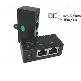 Passive POE injector for IP Camera,VoIP Phone,Netwrok AP device 12V - 48V