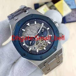 Factory Outlet Luxury Brand AAA Quality 26348IO Royal Luxury Men's Watch Automatic Machinery Stainless Steel 45mm Men's Watch # B41