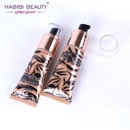 Huda Habibi Beauty Ana Face Makeup Liquid Foundation Makeup Cinema TV Make up Studio illumination Foundation 50g