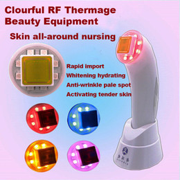 Wholesale Portable Slimming cavitation RF thermage Liposonix hifu Beauty machine Photon tender skin face Weight Loss anti aging Lifting Firming Sculpt