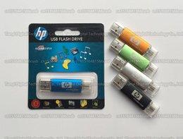 Acheter en ligne Disque flash haute vitesse-Livraison DHL 16 Go / 32 Go / 64 Go / 128 Go / 256 Go Lecteur flash USB HP OTG / pendrive USB2.0 / Kit de mémoire OTG / Disque de stockage externe haute vitesse