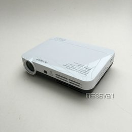 Wholesale Smart Mini D HD Lumens Digital DLP Technology Projector Android Bluetooth Wifi for Cinema Video Film Home Theater