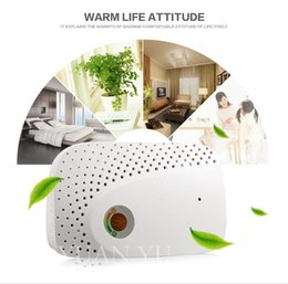 Wholesale Mini Wireless Rechargeable Dehumidifier With EU US UK Plug Air Dryer For Home Office Bathroom Trunk Shoebox Cupboard