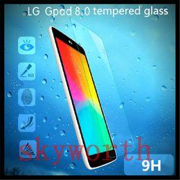 9H Tempered Glass Screen Protector Film for LG Tablet G Pad F 8.0 7.0 V400 8.3 V500 10.1 V700