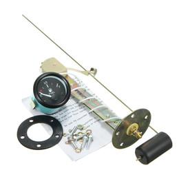 Wholesale V mm Inch Car Fuel Level Gauge Meter Fuel Sensor E F Indicator White Light