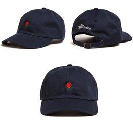 2017 new fashion rose baseball cap snapback hats and caps for men women brand sports hip hop flat sun hat bone gorras cheap mens Casquette