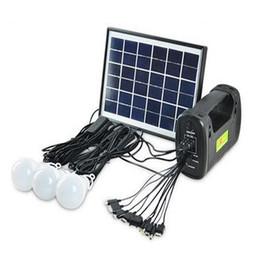 Оптово-солнечный генератор наборы солнечной панели Отдых на природе Портативный мобильный Powerbank ручной свет лампы для чрезвычайных Рыбалка походы RV от Производители р.в. комплекты солнечных панелей