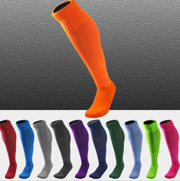 Wholesale compression socks Knee High football soccer Stocking Socks Sports Crossfit Relief Pain socks color KKA997