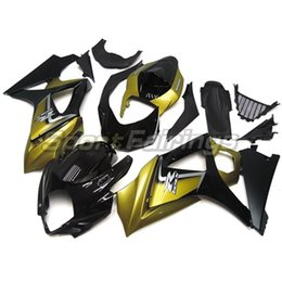 Fairings For Suzuki GSXR1000 GSX-R 1000 K7 07 08 Year 2007 2008 Injection ABS Motorcycle Motorbike Fairing Kit Black Orange New