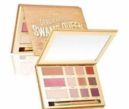 Wholesale arte palette Swamp Queen palette eyeshadow tarte Grav3yardgirl Swamp Queen color eyeshadow Free DHL Shipping