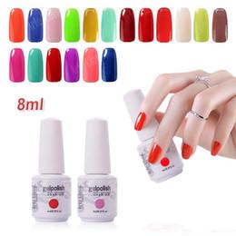 Wholesale Arte Clavo Choose Any Color x ml Nail Art UV Gel Polish Salon Manicure Soak Off Nail Gel Lacquer Led Lamp Nail Polish