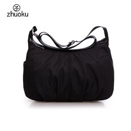 2017 New Nylon Women Shoulder Bags Hobos Designer Handbags For Women Tote  Bag Ladies Messenger Bags Bolso Female Pouch Z303 da7ca28efbd92