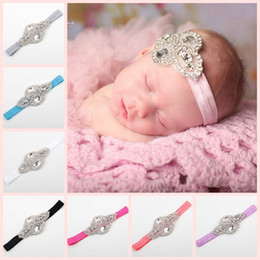 Flower Girl Headband Crystal Crystal Rhinestone - Headbands for Girls - Girls Headbands