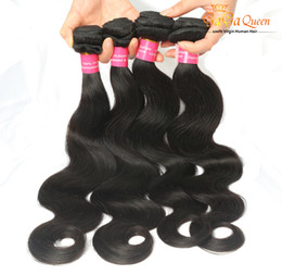 Virgin Brazilian Body Wave Hair Weaves Remy Human Weft Body Wavy Hair Extensions Grade 7A Mink Brazilian Hair Bundles Can be dyed