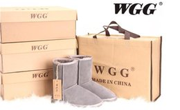 Wholesale Australia New High Quality WGGWomen s Classic Short Boots Womens boots Boot Snow boots Winter boots leather boot Shoes US SIZE