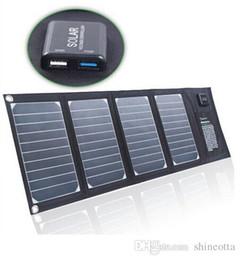 20W Портативный складной панели солнечных батарей зарядное устройство Solar Phone / Tablet / зарядное устройство для Iphone Sumsung HTC BlackBerry IPAD от Производители портативное зарядное устройство панель солнечной батареи