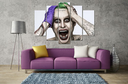 Unframed Halloween joker canvas picture poster modern home decor kids wall art print Halloween Painting