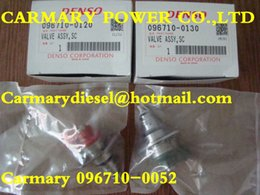Genuine and New SCV valve assy suction control valve 096710-0120 (red), 096710-0052 ,04221-27011
