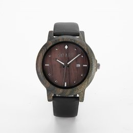 Women's Christmas watch quartz watch the natural bamboo wood men's watch luxury men's natural sandalwood watches