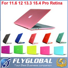 Macbook shell 13 à vendre-Mode cas mate pour Apple macbook Air 11.6 12 13.3 Pro 13.3 15.4 Pro Retina 11 12 13 15 pouces Skin Housse de protection Shell Ultra mince