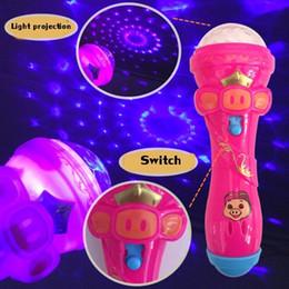 Promotion lumière magique étoile Grossiste-3pcs enfants couleur électrique Stick enfants légers jouets / conte de fées lumière baguette magique / Star projection lumière baguette magique D026