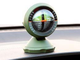 Inclinación del coche Medidor del balanceador Ángulo exterior Inclinación Nivel Meter Balanceador de la pendiente Para la herramienta del Inclinometer del vehículo del coche Accesorios al aire libre desde herramientas equilibrador proveedores