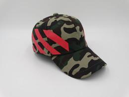 Descuento sombreros de camuflaje Nuevo impreso casquillo de camuflaje blanco casquillo de béisbol de marca ajustable Hip Hop mujeres hombres de algodón papá sombrero hueso Hombre Mujer Gorras