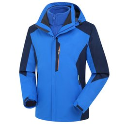 2017 new style casual clothes, outdoor lovers suits, spring waterproof climbing jackets, fashionable sports fashion jackets